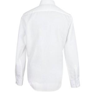 košile lněná bílá-2