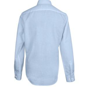 košile lněná světle modrá-2-male