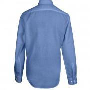 košile lněná tmavě modrá-2-male
