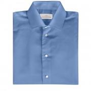 košile lněná tmavě modrá-3-male