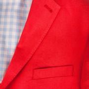 sako lněné červené-3-male